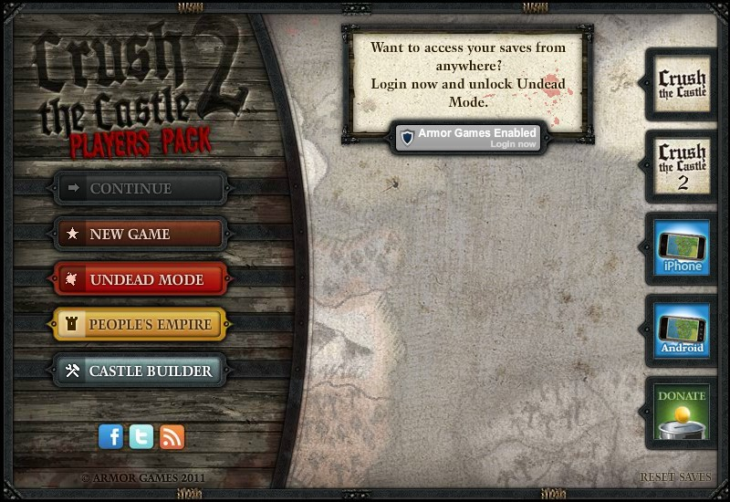 Crush the Castle 2 Players Pack Hacked (Cheats) - HFG