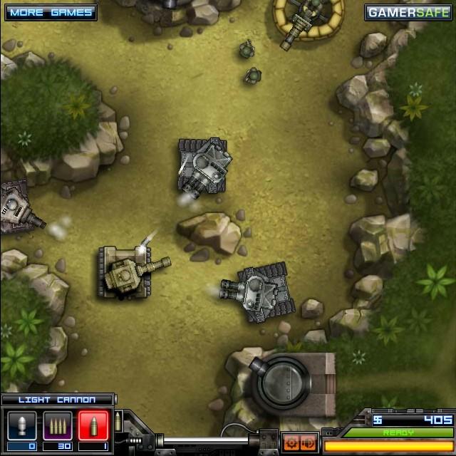 Tank Blitz Zero Hacked (Cheats) - HFG