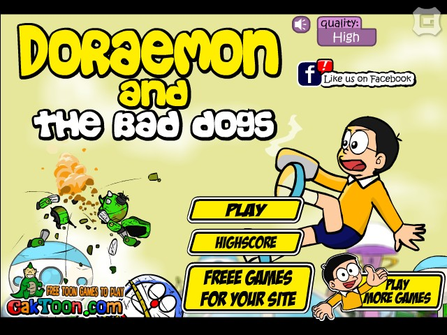 Doraemon and the Bad Dogs Hacked (Cheats) - HFG