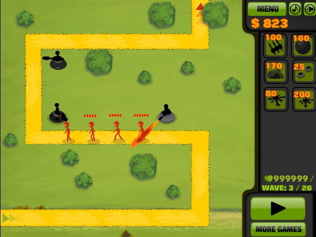 Cool Math Games Castle Defense Upgraded