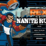 Generator Rex: Nanite Runer Screenshot
