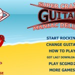 Super Crazy Guitar Maniac Deluxe 3 Screenshot