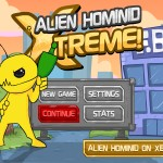 Alien Hominid Xtreme Screenshot