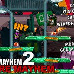 Gun Mayhem 2: More Mayhem Screenshot