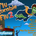 Fly Zombie Fly 2 Screenshot