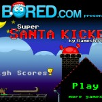 Super Santa Kicker Screenshot