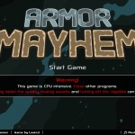Armor Mayhem Screenshot