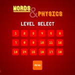 Words and Physics Screenshot