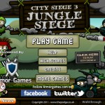 City Siege 3: Jungle Siege Screenshot