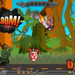 Kamikaze Pigs Screenshot