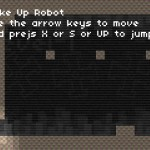 Give Up, Robot 2 Screenshot