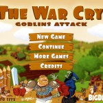 The War Cry: Goblins Attack Screenshot