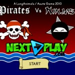 Pirates Vs Ninjas Screenshot