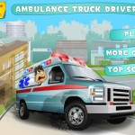 Ambulance Truck Driver Screenshot