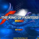 King of Fighters: Wing 1.7 Screenshot