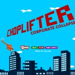 Choplifter Corporate Collapse Screenshot