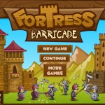 Fortress Barricade Screenshot