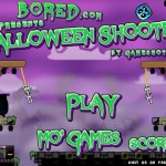 Halloween Shooter Screenshot