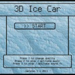 3D Ice Car Screenshot