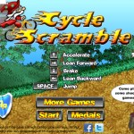 Cycle Scramble Screenshot