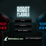 Robot Clashes Screenshot