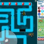 Bloons Tower Defense 3 Screenshot