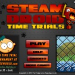 Steam Droid 2: Time Trials Screenshot