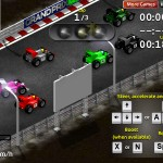 Grand Prix Go Screenshot