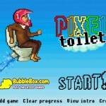 Pixel Toilet Screenshot