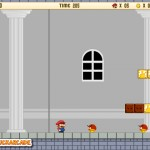 Super Mario Castle Screenshot