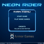 Neon Rider Screenshot