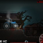 Zombie Tractor Screenshot