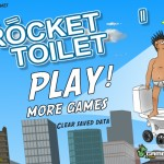 Rocket Toilet Screenshot