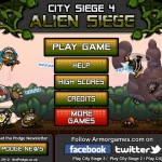 City Siege 4: Alien Siege Screenshot