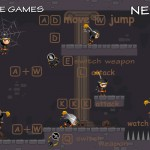 Ninja Game Screenshot