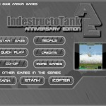 IndestructoTank A.E. Screenshot