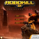 Robokill 2 Screenshot