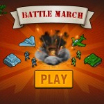 Battle March Screenshot
