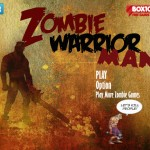 Zombie Warrior Man Screenshot