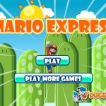 Mario Express Screenshot