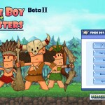 Tribe Boy vs Monsters Screenshot