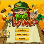 Bug Attack Screenshot