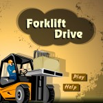 Forklift Drive Screenshot