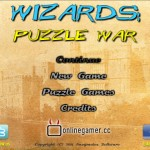 Wizards: Puzzle War Screenshot