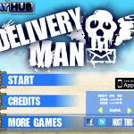 Delivery Man Screenshot
