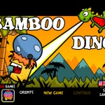 Bamboo Dino Screenshot