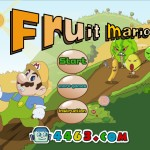 Fruit Mario Screenshot