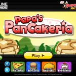 Papa`s Pancakeria Screenshot