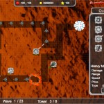 Mars Base Defense Screenshot