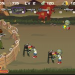 Ben10 Kills Zombies Screenshot